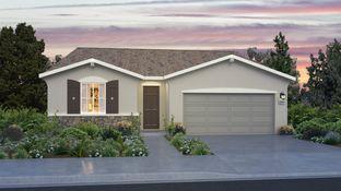 Residence Two - Prairie Crossing - Night Sky: Winchester, California - Lennar