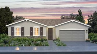 Residence Three - Prairie Crossing - Night Sky: Winchester, California - Lennar