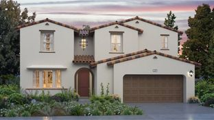Residence Two - Parklane - Everly: Ontario, California - Lennar