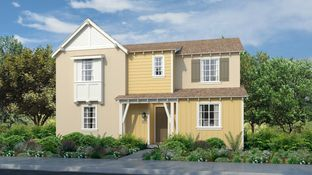 Residence Two - The Preserve - Voyage: Chino, California - Lennar