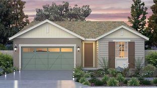 Residence One - Gabion Ranch - Iron Walk: Fontana, California - Lennar