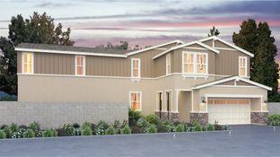 Residence Three - Gabion Ranch - Stonebrook: Fontana, California - Lennar