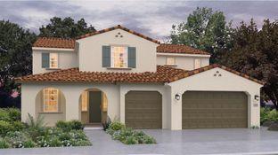 Residence Three - Sierra Bella - Crescendo: Corona, California - Lennar