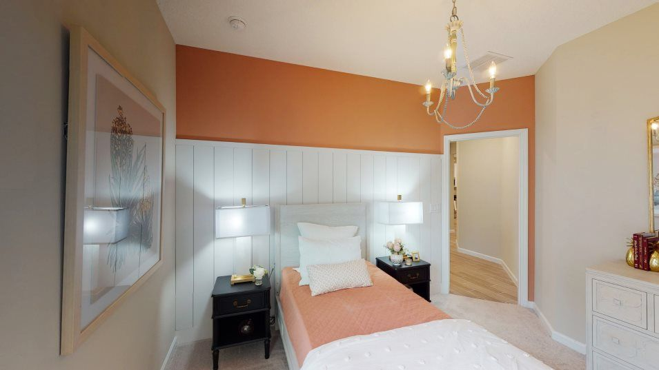 Bedroom featured in the CHARLE By Lennar in Daytona Beach, FL
