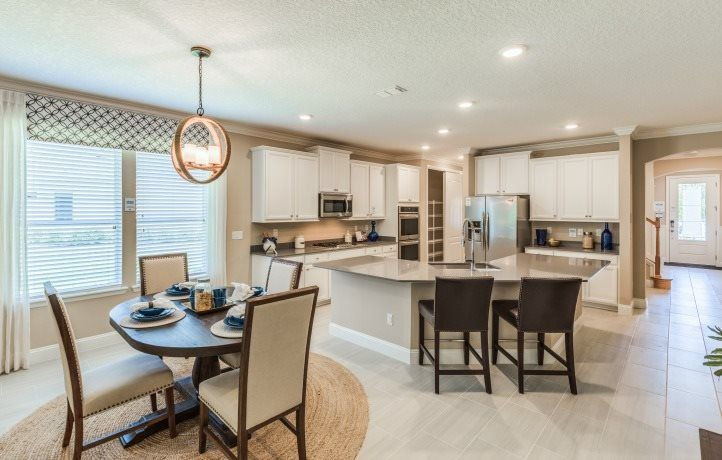 Kitchen featured in the Kingsley III By Lennar in Jacksonville-St. Augustine, FL