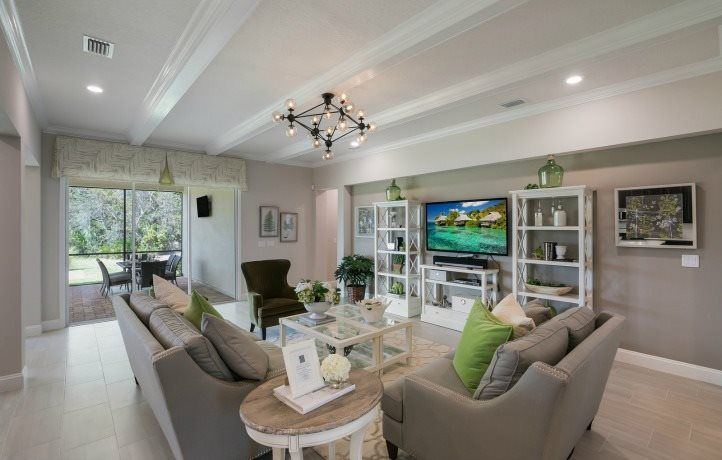 Living Area featured in the Katalina Bonus By Lennar in Jacksonville-St. Augustine, FL