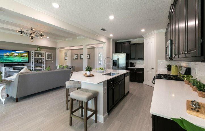 Kitchen featured in the Katalina Bonus By Lennar in Jacksonville-St. Augustine, FL