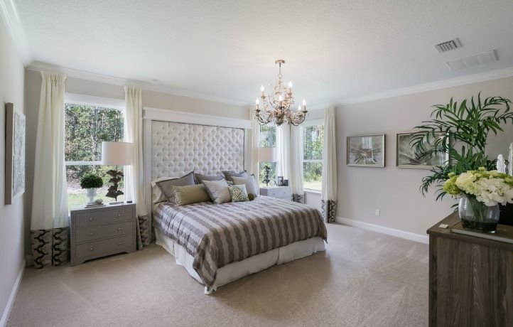 Bedroom featured in the Katalina Bonus By Lennar in Jacksonville-St. Augustine, FL