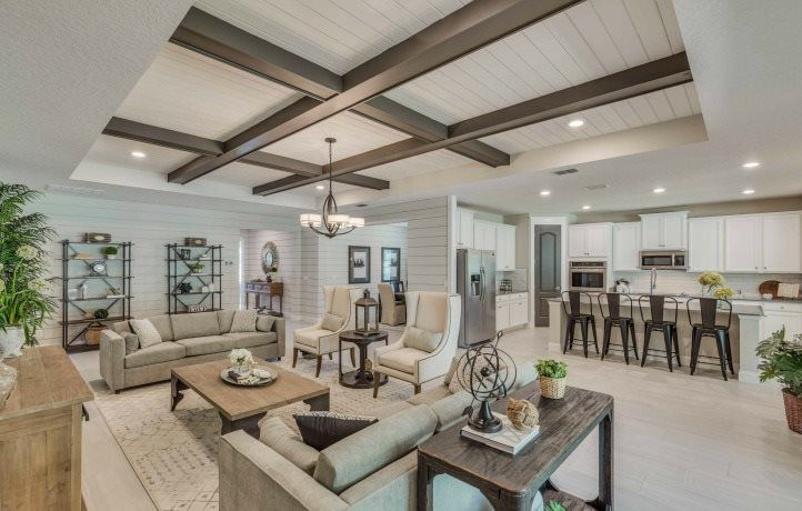 Living Area featured in the Medallion By Lennar in Jacksonville-St. Augustine, FL