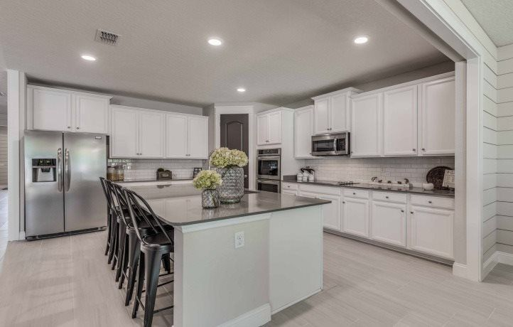 Kitchen featured in the Medallion By Lennar in Jacksonville-St. Augustine, FL