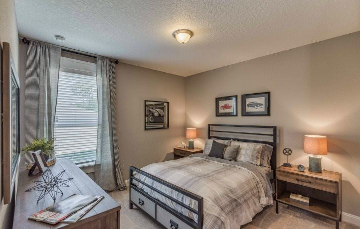 Bedroom featured in the Medallion By Lennar in Jacksonville-St. Augustine, FL