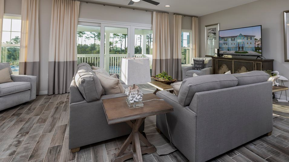 Living Area featured in the 3BR Townhome By Lennar in Pensacola, FL