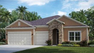 MEDALLION - Creekside at Twin Creeks - Creekside 63' Imperial Collection: Saint Augustine, Florida - Lennar