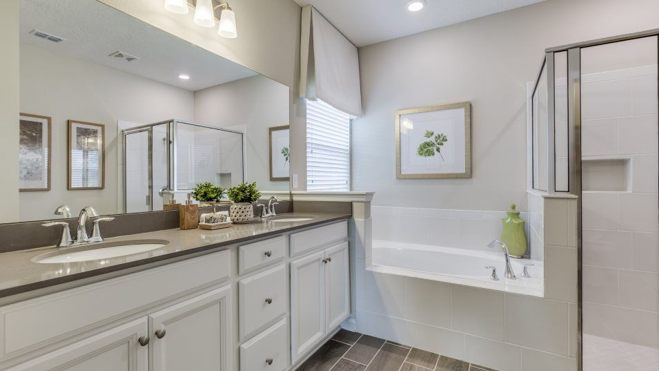 Bathroom featured in the TREVI By Lennar in Jacksonville-St. Augustine, FL