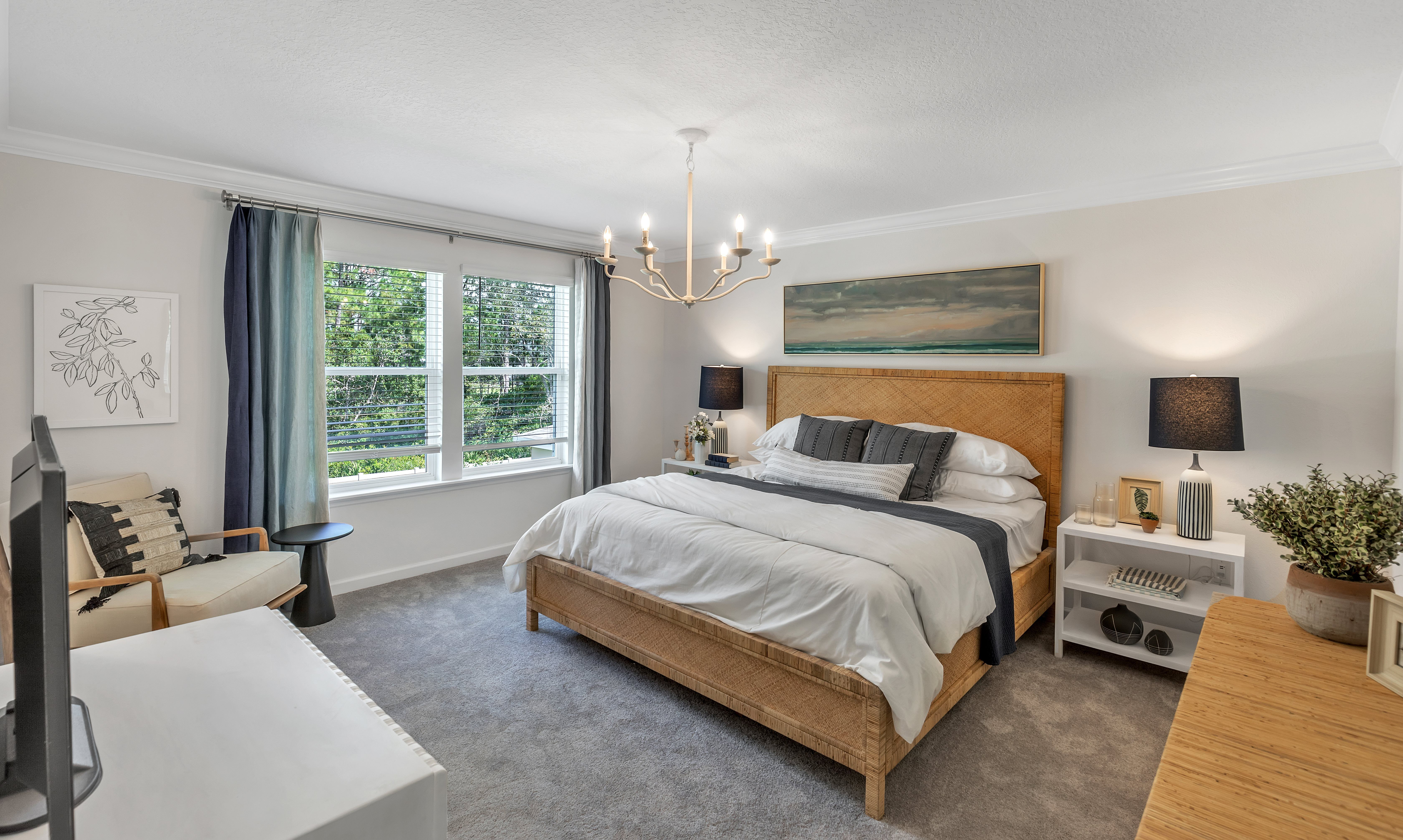 Bedroom featured in the BRIO By Lennar in Jacksonville-St. Augustine, FL