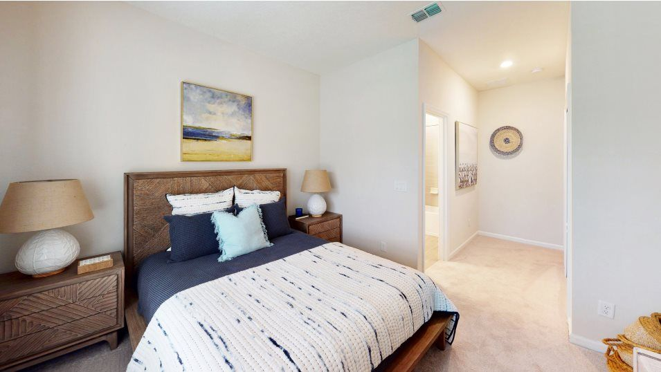 Bedroom featured in the TIVOLI By Lennar in Jacksonville-St. Augustine, FL