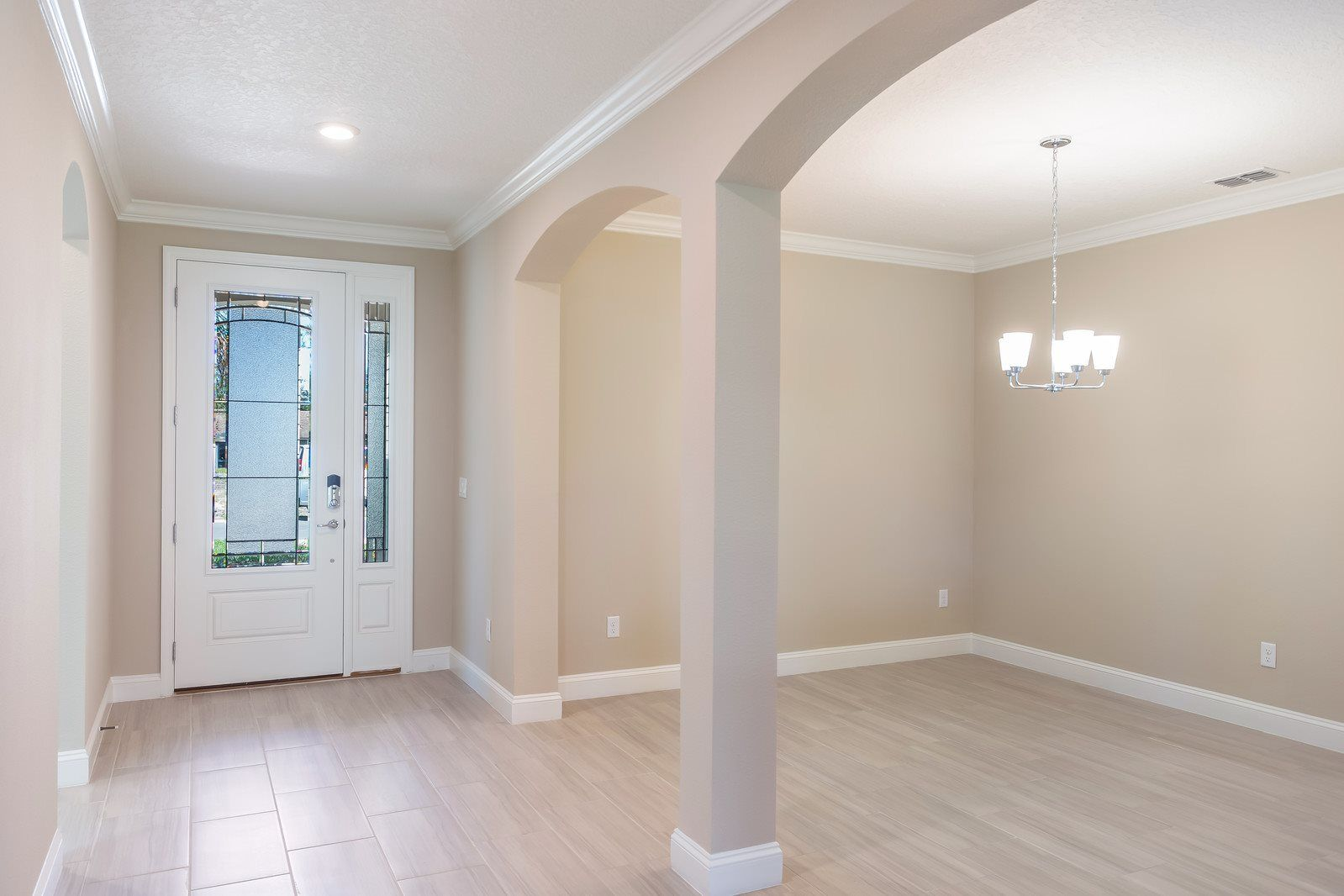 Living Area featured in the PRINCETON By Lennar in Jacksonville-St. Augustine, FL