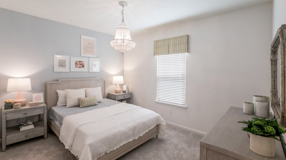 Bedroom featured in the PATRIOT By Lennar in Jacksonville-St. Augustine, FL
