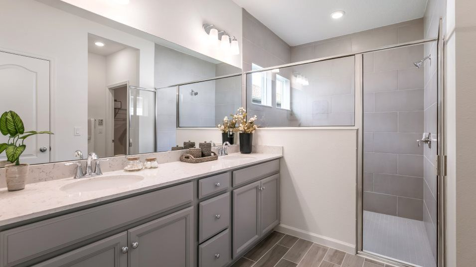 Bathroom featured in the PATRIOT By Lennar in Jacksonville-St. Augustine, FL