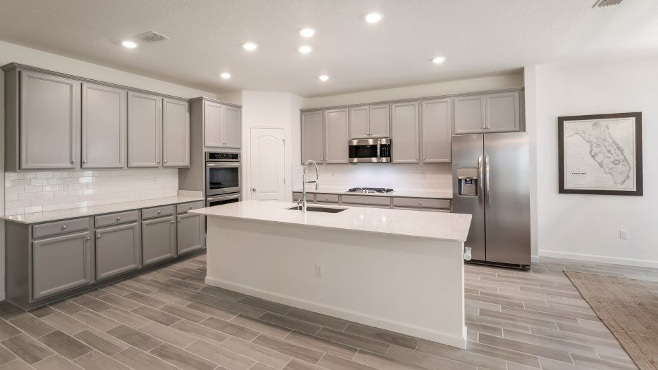 Kitchen featured in the PATRIOT By Lennar in Jacksonville-St. Augustine, FL