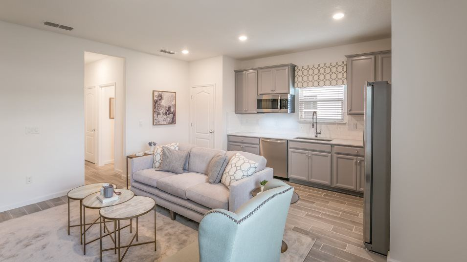 Living Area featured in the PATRIOT By Lennar in Jacksonville-St. Augustine, FL