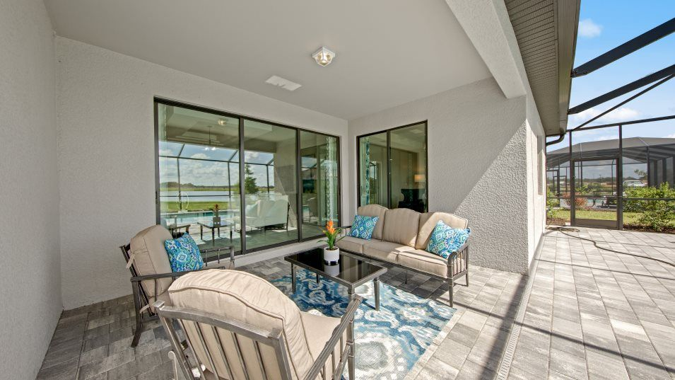 Exterior featured in the Palmetto By Lennar in Punta Gorda, FL