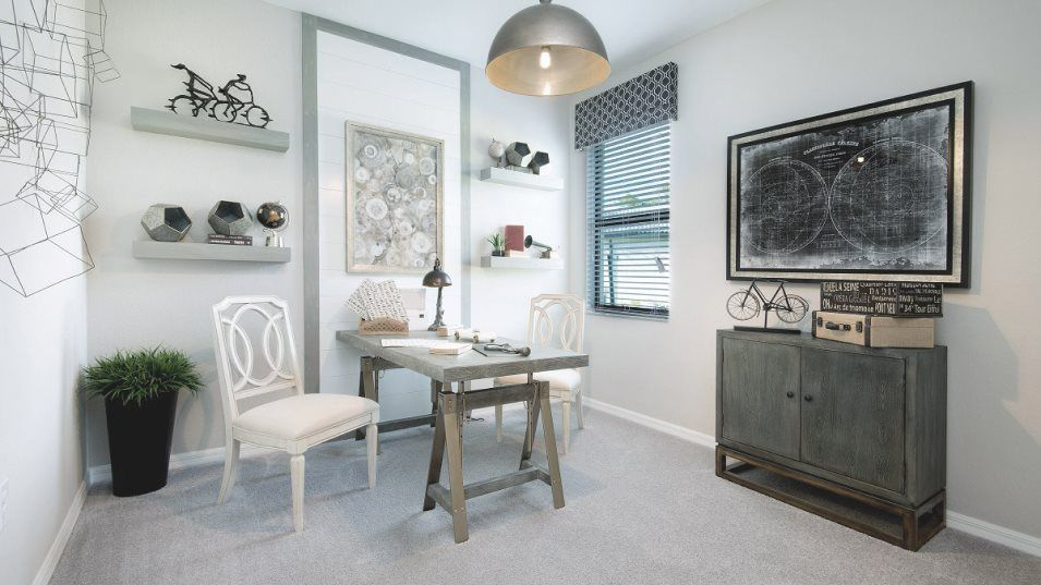 Living Area featured in the Royal By Lennar in Punta Gorda, FL