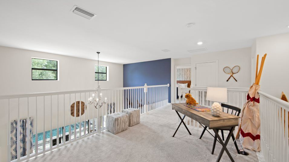 Living Area featured in the Majestica By Lennar in Punta Gorda, FL