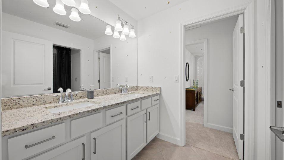 Bathroom featured in the Majestica By Lennar in Punta Gorda, FL