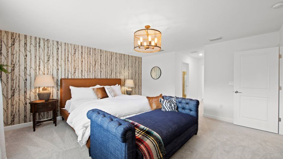 Bedroom featured in the Majestica By Lennar in Punta Gorda, FL