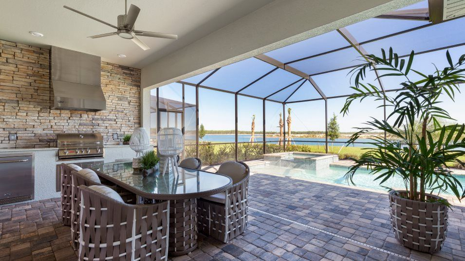 Exterior featured in the Calusa By Lennar in Punta Gorda, FL