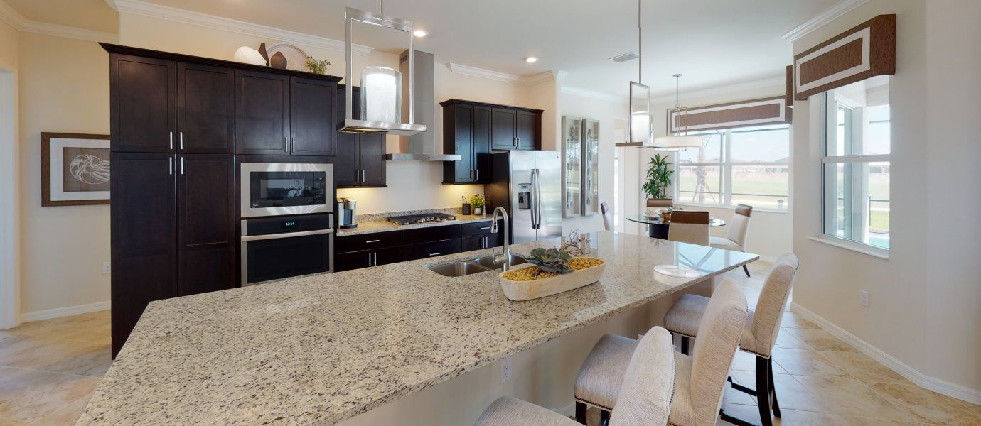 Kitchen featured in the Aster By Lennar in Punta Gorda, FL
