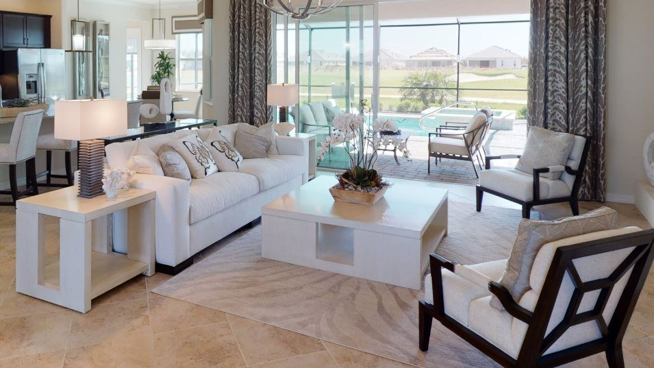 Living Area featured in the Aster By Lennar in Punta Gorda, FL
