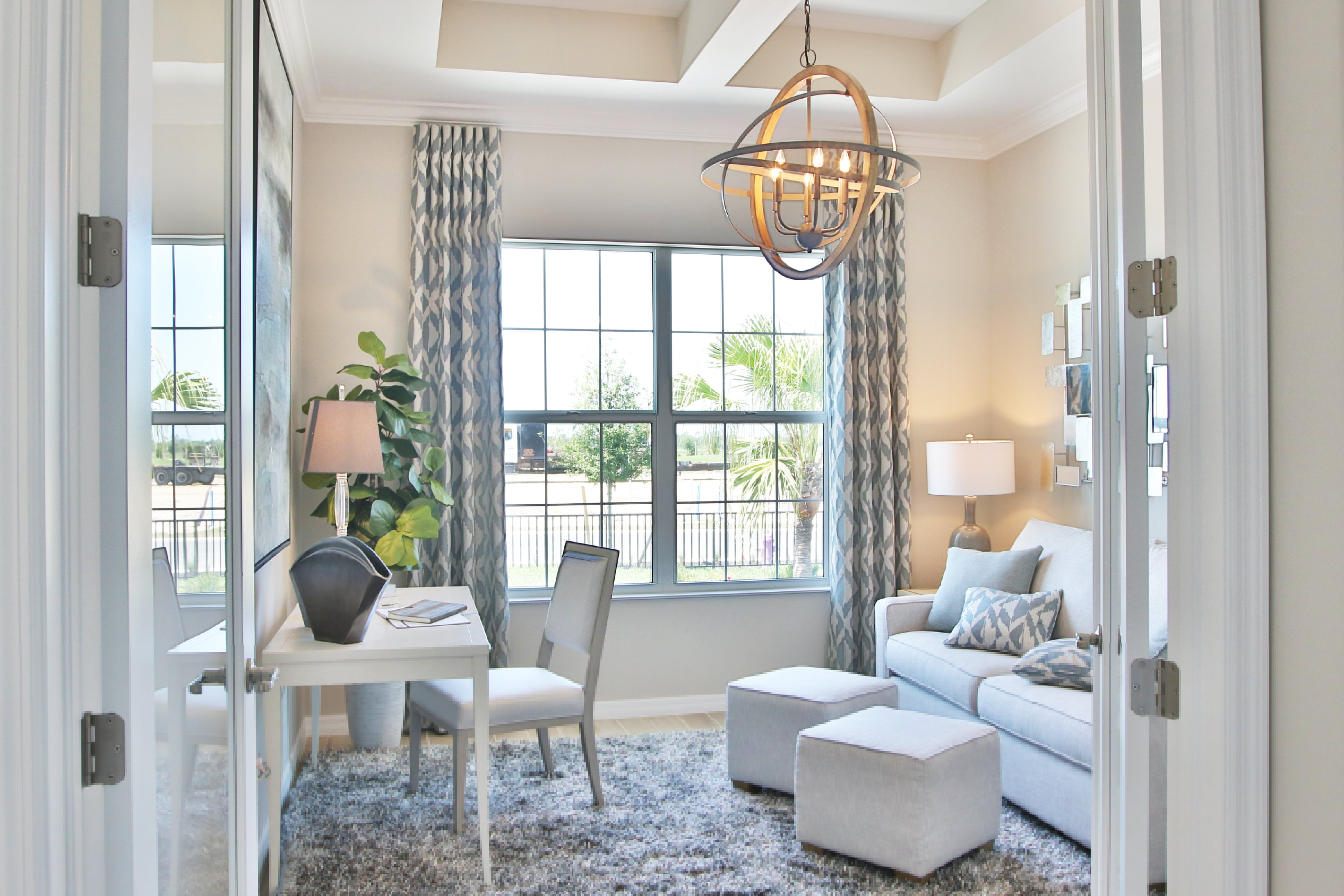 Living Area featured in the Westwind II By Lennar in Punta Gorda, FL
