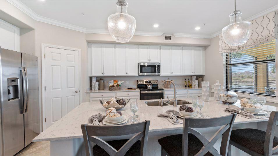 Kitchen featured in the Arrowhead By Lennar in Punta Gorda, FL