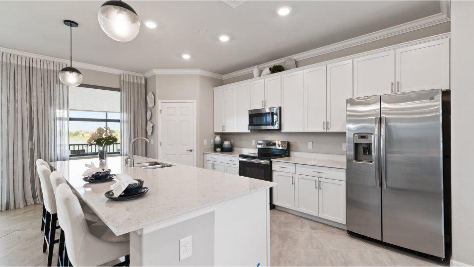 Kitchen featured in the Bay Creek By Lennar in Punta Gorda, FL