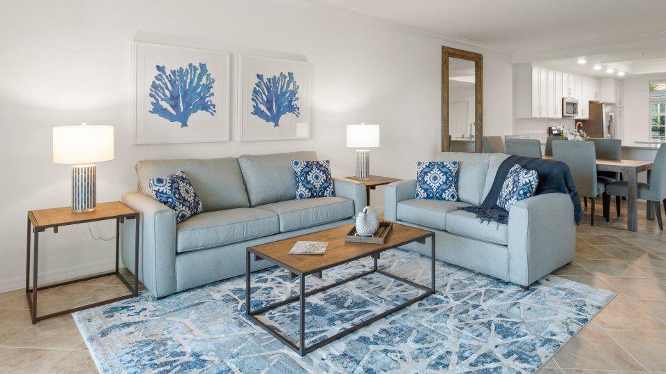 Living Area featured in the Arabella II By Lennar in Punta Gorda, FL
