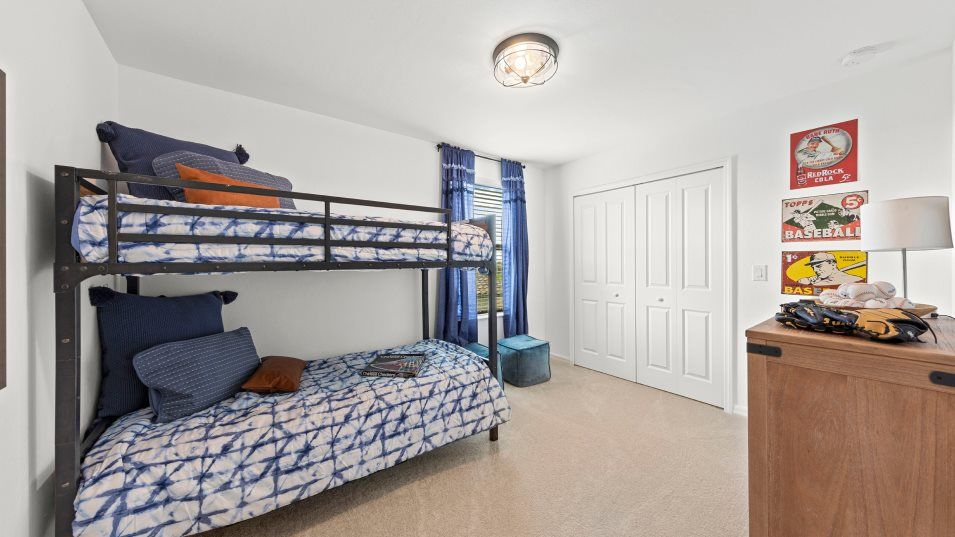 Bedroom featured in the Monte Carlo By Lennar in Punta Gorda, FL