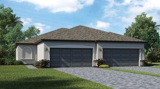 Magnolia - Biscayne Landing - Villas: Port Charlotte, Florida - Lennar
