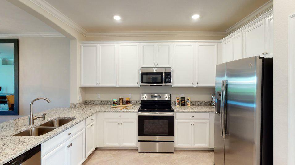 Kitchen featured in the Magnolia By Lennar in Punta Gorda, FL