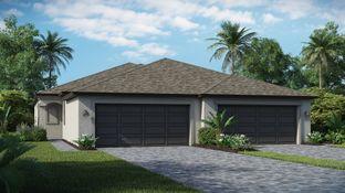 Orchid - Biscayne Landing - Villas: Port Charlotte, Florida - Lennar