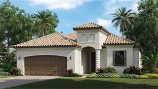 Isabella - Heritage Landing - Executive Homes: Punta Gorda, Florida - Lennar