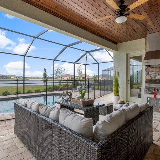 Exterior featured in The Princeton By Lennar in Punta Gorda, FL