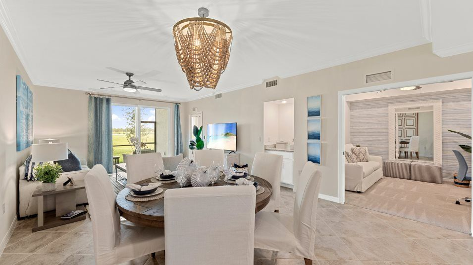 Living Area featured in the Bromelia II By Lennar in Punta Gorda, FL