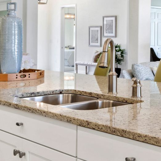 Kitchen featured in the Angelina By Lennar in Naples, FL