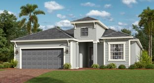 Isabella - The National Golf & Country Club - Executive Homes: Ave Maria, Florida - Lennar