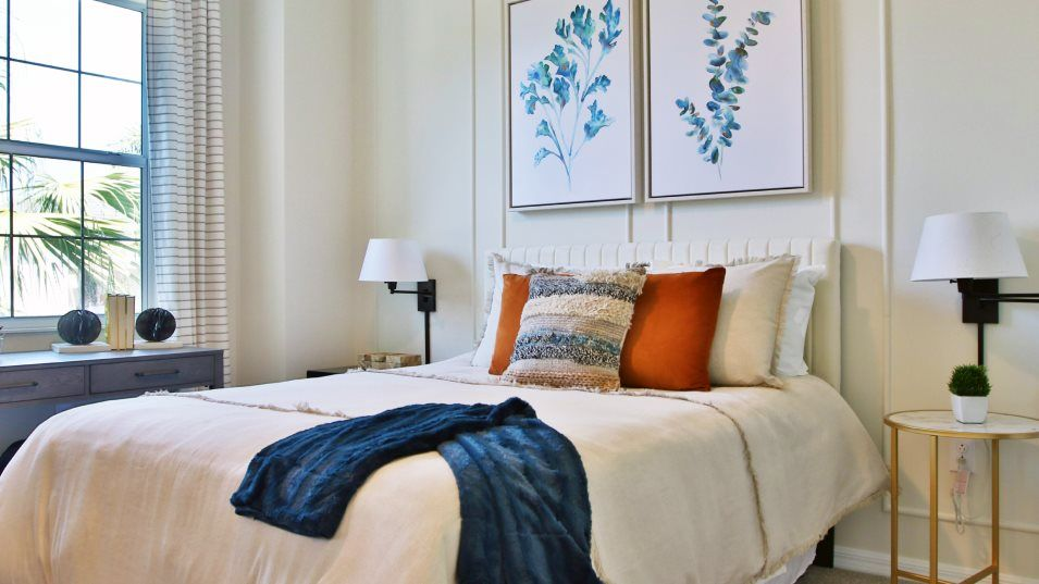 Bedroom featured in the Isabella By Lennar in Naples, FL