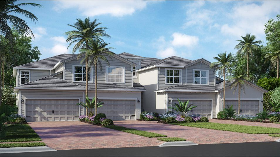 Exterior featured in the Arrowhead By Lennar in Naples, FL