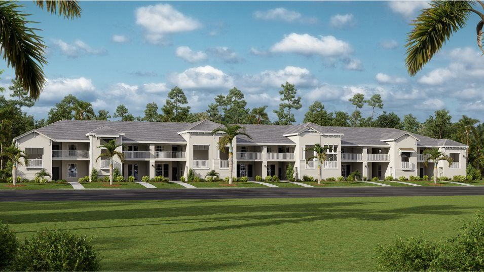 Exterior featured in the Diangelo II By Lennar in Naples, FL
