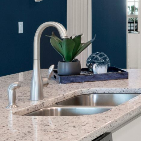 Kitchen featured in the Diangelo II By Lennar in Naples, FL